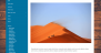 Flat-Sky Download Free WordPress Theme