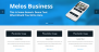 Melos Business Download Free WordPress Theme
