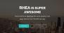 Rhea Download Free WordPress Theme