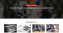 Business Brand Download Free WordPress Theme
