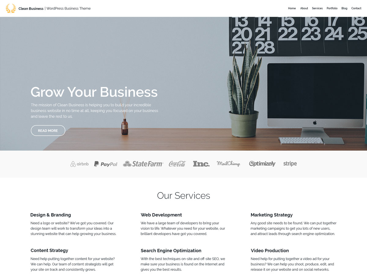 Bogaty Lite Download Free Wordpress Theme 2