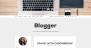 Blogger Light Download Free WordPress Theme