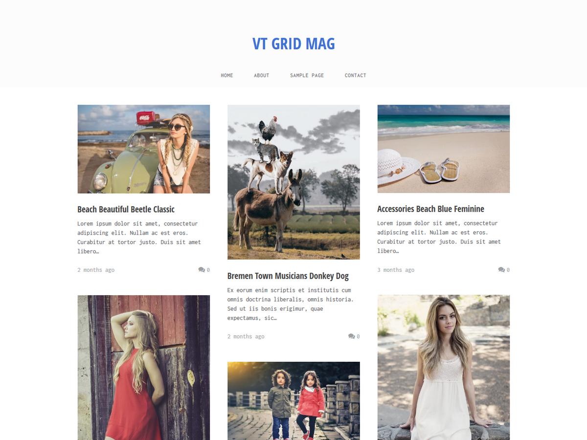 VT Grid Mag Download Free Wordpress Theme 4