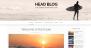 Head Blog Download Free WordPress Theme
