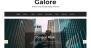 Galore Download Free WordPress Theme