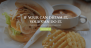 Restaurant and Cafe Download Free WordPress Theme