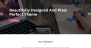 Corporate X Download Free WordPress Theme