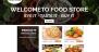 Food Restaurant Download Free WordPress Theme