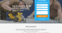 Construction Landing Page Download Free WordPress Theme