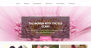 Elegant Pink Download Free WordPress Theme