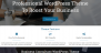 Business Consultant Download Free WordPress Theme