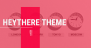HEYTHERE Lite Download Free WordPress Theme