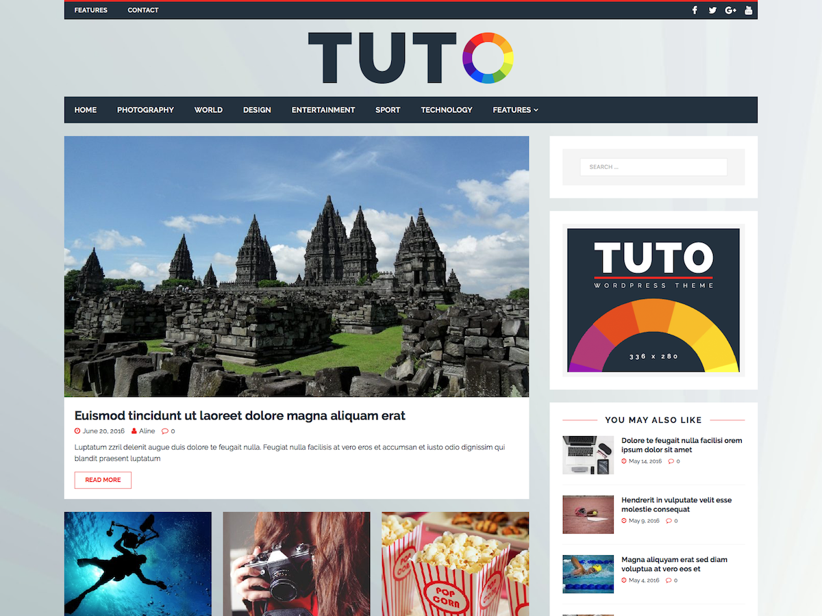 Tuto Download Free Wordpress Theme 4