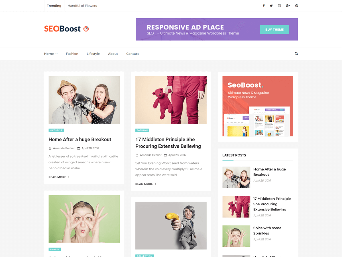 Seoboost Download Free Wordpress Theme 1
