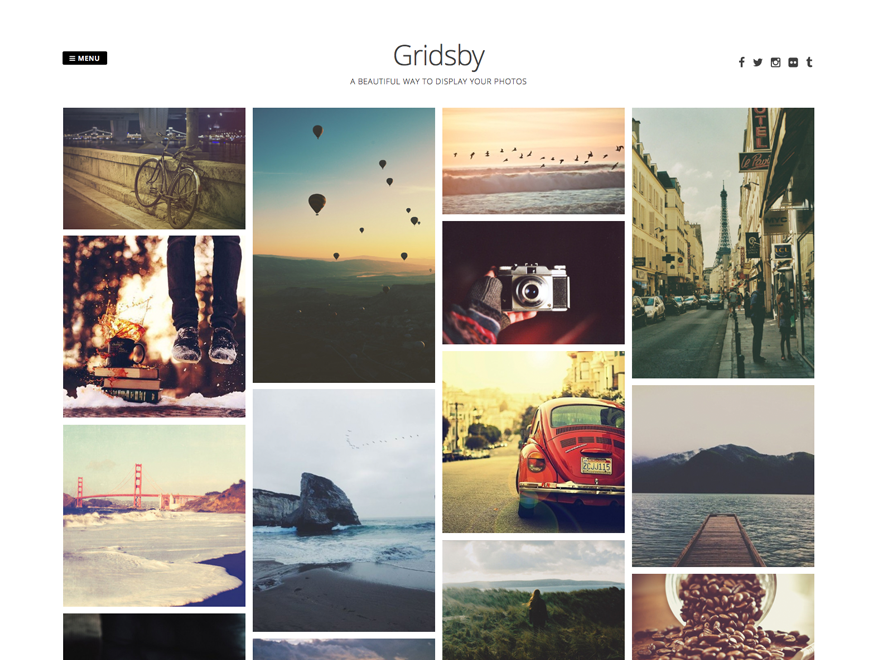 Gridsby Download Free Wordpress Theme 4