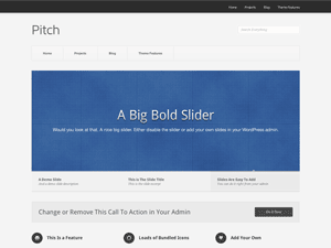Pitch Download Free Wordpress Theme 4