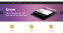 Grow Download Free WordPress Theme