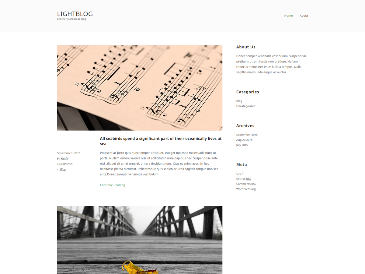 LightBlogKT Download Free Wordpress Theme 5