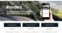 Renden Download Free WordPress Theme
