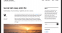 Twenty Sixteen Download Free WordPress Theme