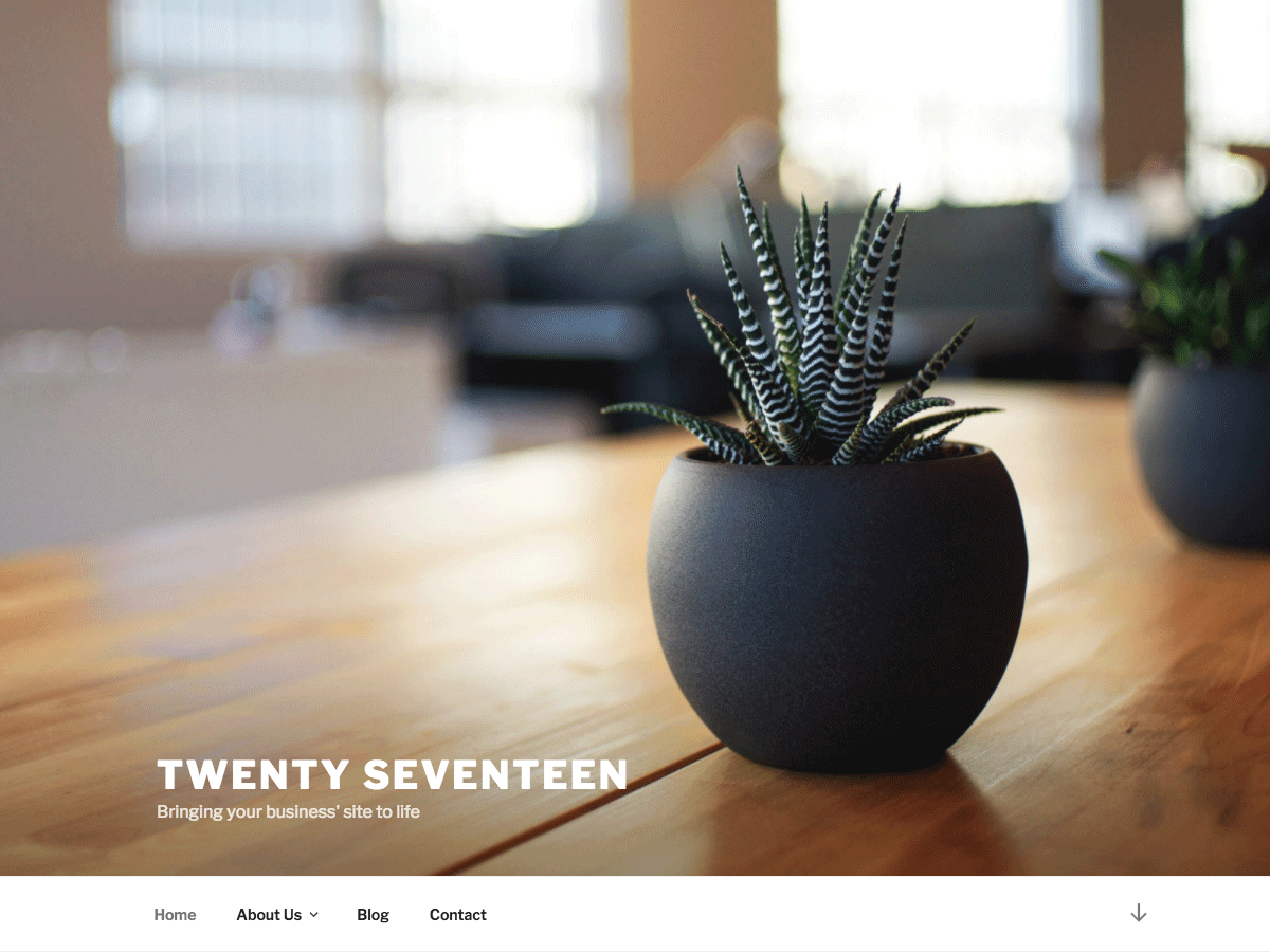 Twenty Seventeen Download Free Wordpress Theme 3