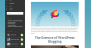 Flat Download Free WordPress Theme
