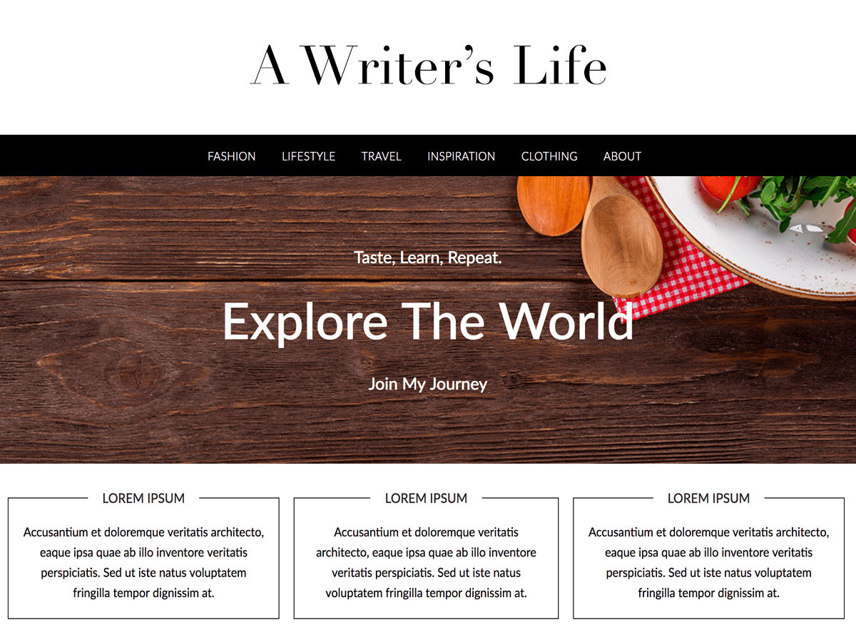 Lifestylepress Download Free Wordpress Theme 5