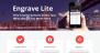 Engrave (Lite) Download Free WordPress Theme