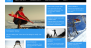 Surfarama Download Free WordPress Theme