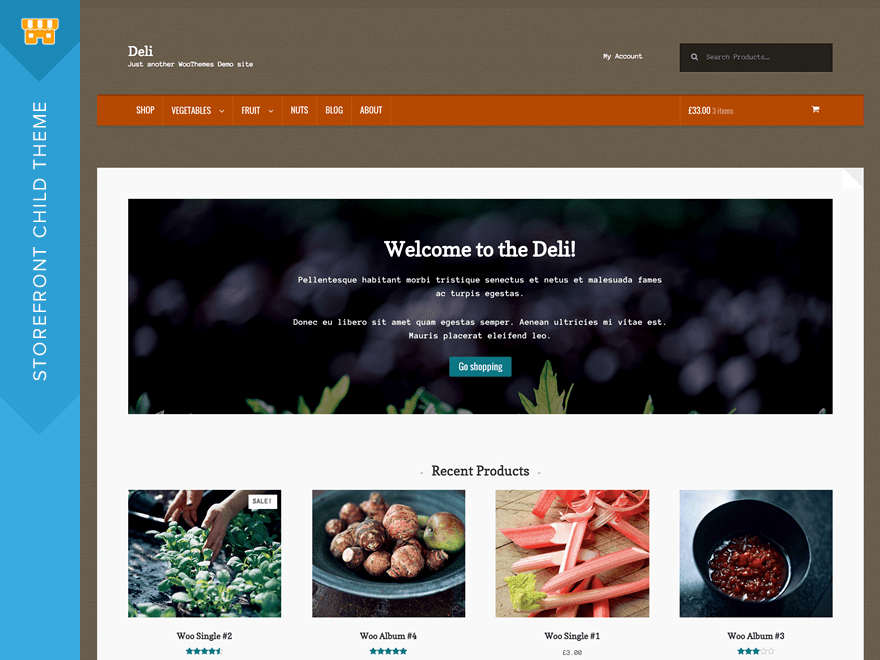 Deli Download Free Wordpress Theme 3
