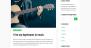 Omtria Download Free WordPress Theme