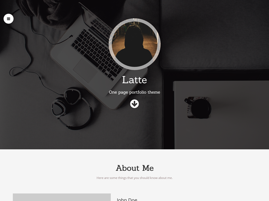 Latte Download Free Wordpress Theme 3