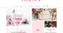 Crimson Rose Download Free WordPress Theme
