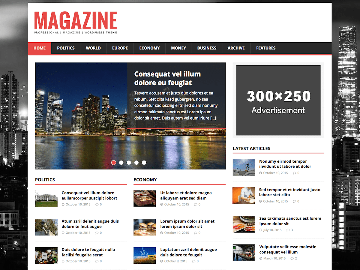 MH Magazine lite Download Free Wordpress Theme 3